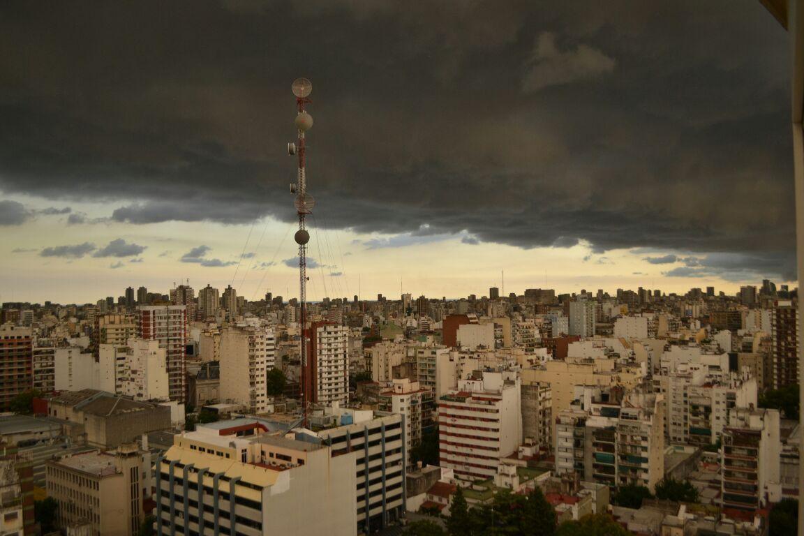 Domingo con posibles lluvias hacia la tarde en Capital y Gran Buenos Aires