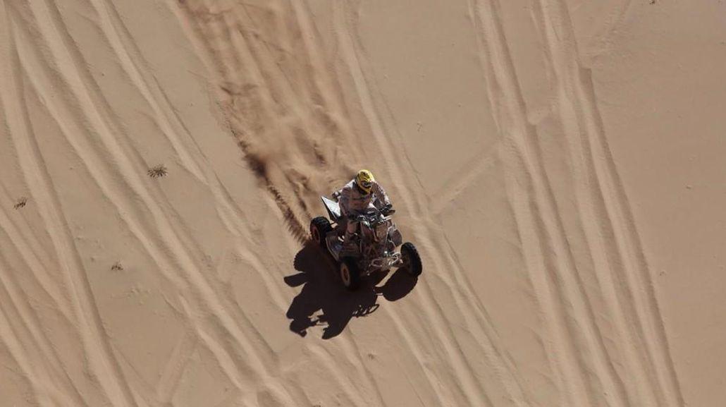 Así le fue a los argentinos en la sexta etapa del Dakar