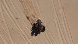 ¿Cómo les fue a los argentinos en la sexta etapa del Dakar?