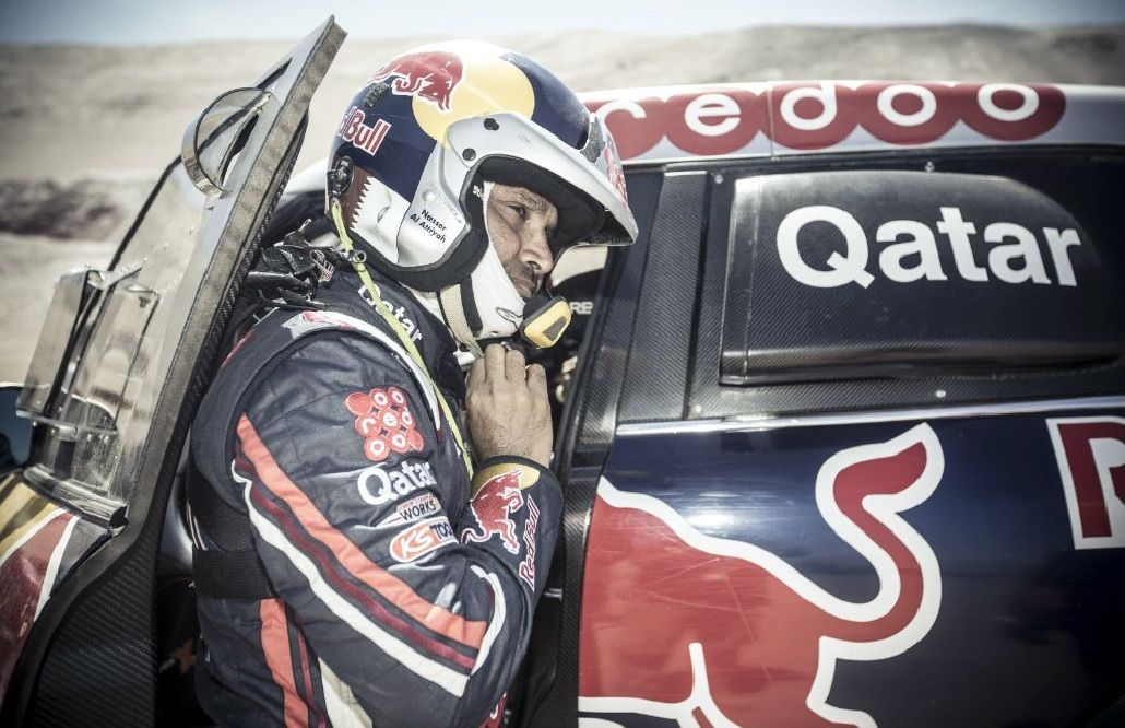 Al-Attiyah volvió a la victoria y se afianza como líder del Dakar