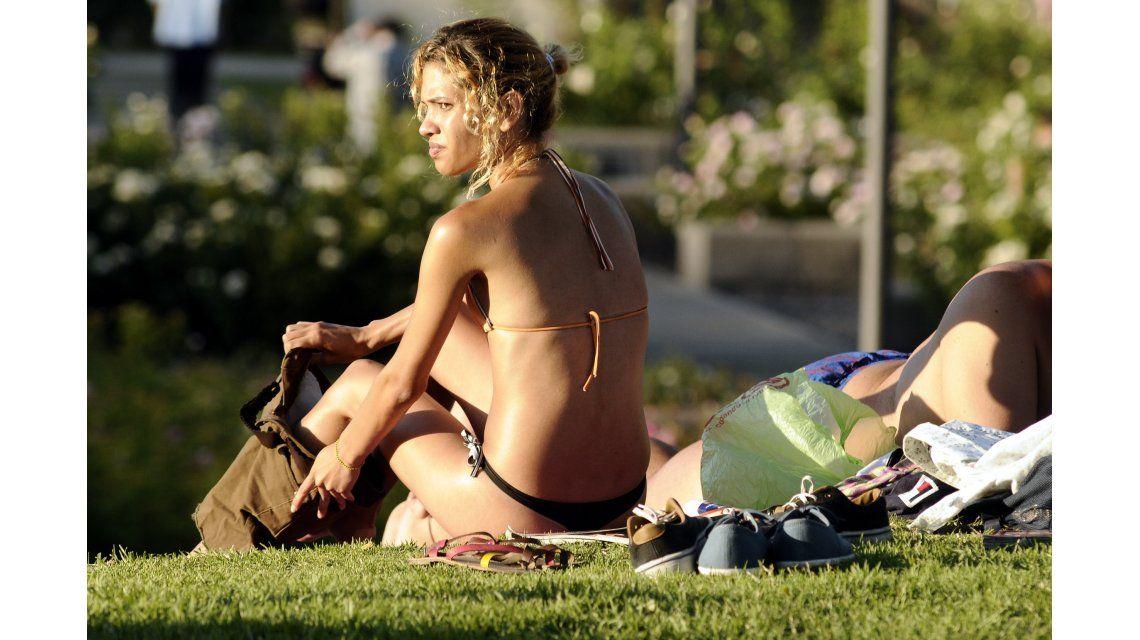 Se esperan días de intenso calor con una máxima de hasta 34 grados