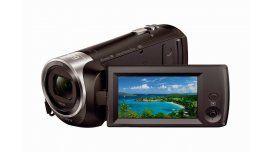 Sony presentó su nueva Handycam compacta