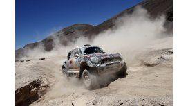 El Príncipe de Qatar se quedó con el Rally Dakar 2015 en autos