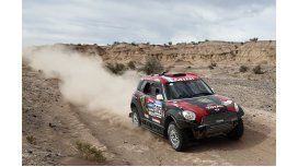 Orly Terranova triunfó en la penúltima etapa del Dakar 2015