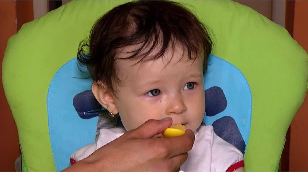 Tendencia: cada vez más padres hacen vegetarianos a sus bebés