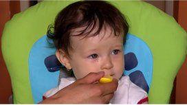 Padres hacen vegetarianos a sus bebés