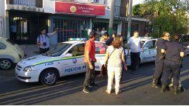 La Policía de San Luis detiene a un diputado por defender manifestantes