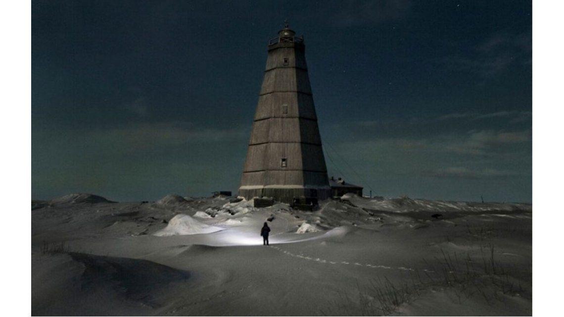 La increíble historia del meteorólogo que vive solo en el Polo Norte