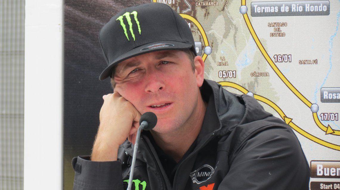 Terranova fue lapidario con la organización del Dakar: Es un desastre