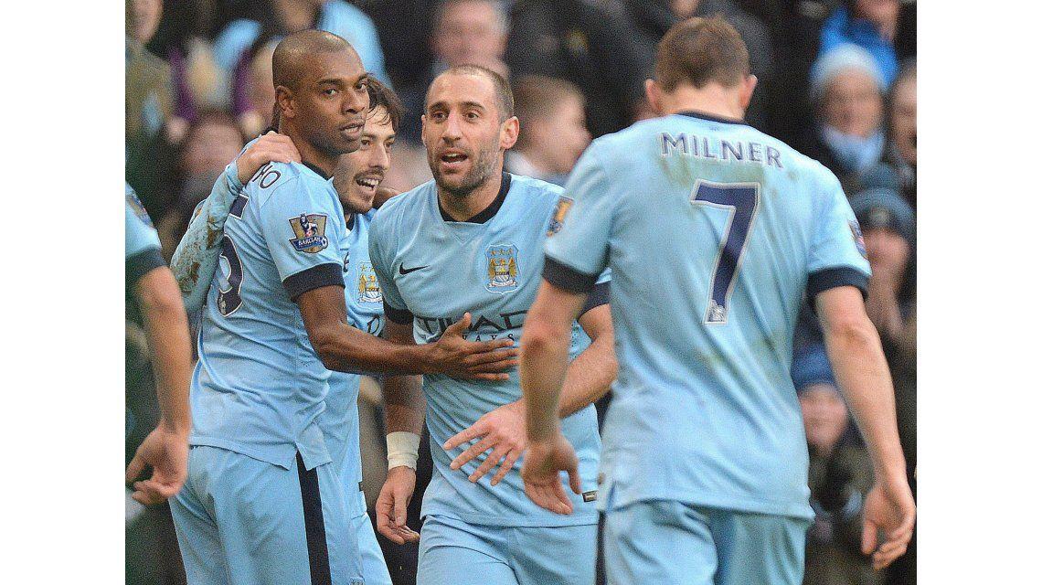 Zabaleta le dirá adiós al Manchester City después de nueve años