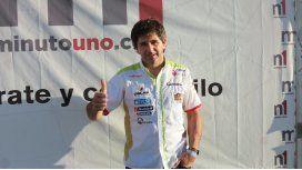 El único argentino que compitió en camiones completó el Dakar