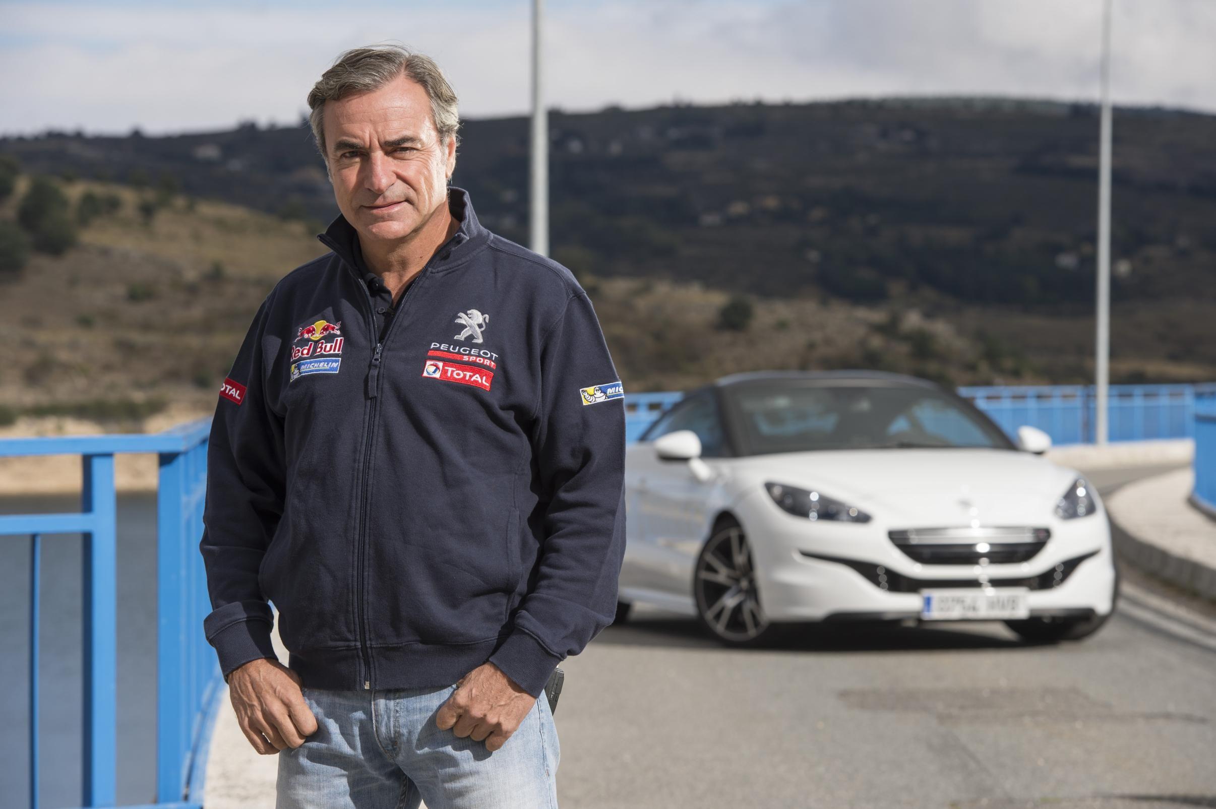Carlos Sainz es optimista pese a un proyecto que se hizo en tiempo récord