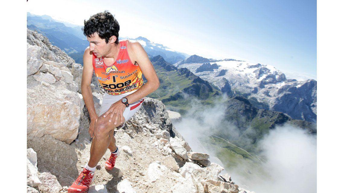 Un corredor catalán estableció un nuevo récord en el Aconcagua