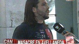 Pelea vecinal en Avellaneda termina con dos muertos y una mujer herida