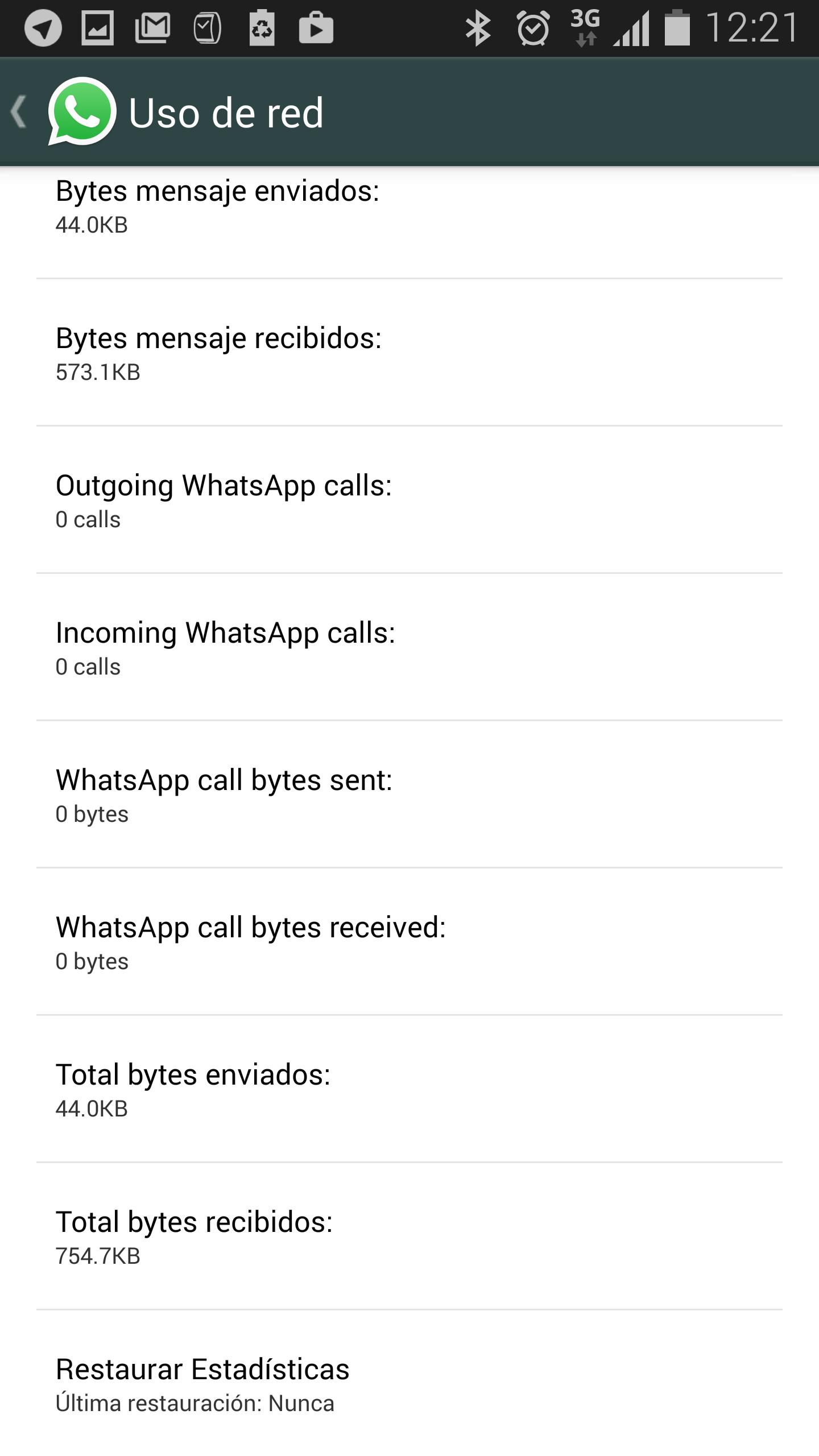 Las llamadas de voz a través de WhatsApp, cada vez más cerca