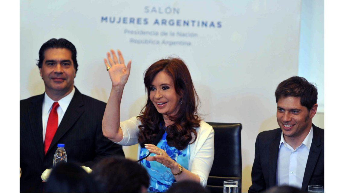 Cristina pidió a Londres que tome el ejemplo de EEUU-Cuba y dialogue por Malvinas