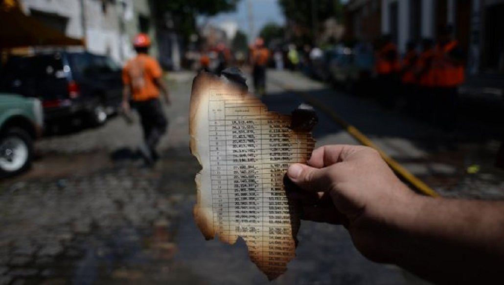 #Anuario2014: el incendio de Iron Mountain, la tragedia que abrió el 2014