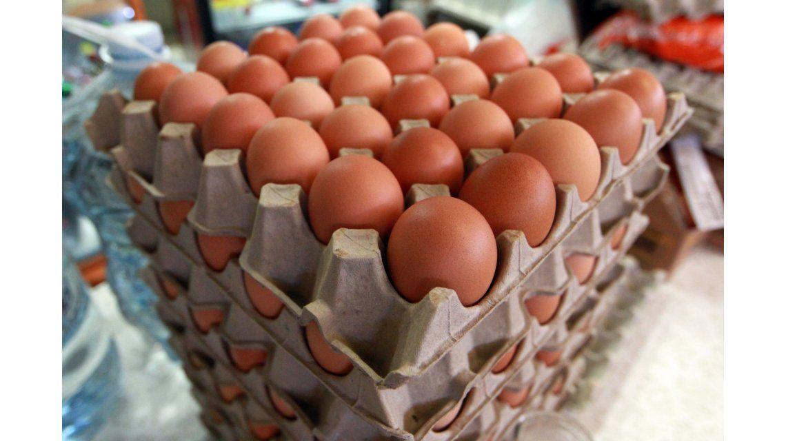 ¿Cuántos huevos comimos los argentinos en 2014?