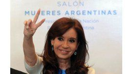 La imagen positiva de CFK se ubica por encima del 40%
