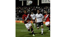 River le ganaba a Quilmes