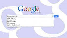 Lo más importante que se buscó en Google Argentina en 2014