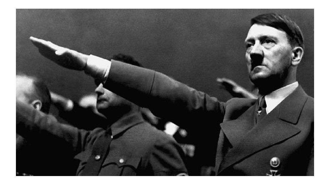 Subastaron el teléfono que usó Adolf Hitler en su búnker
