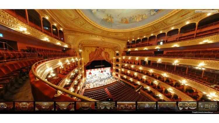 Amenaza de bomba en el teatro Colón