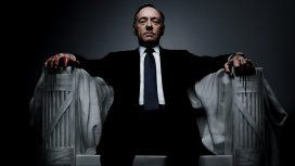 Netflix no para: House of Cards, nominada para los Golden Globes
