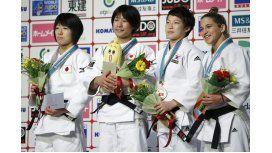 Ya es costumbre: Paula Pareto ganó otra medalla