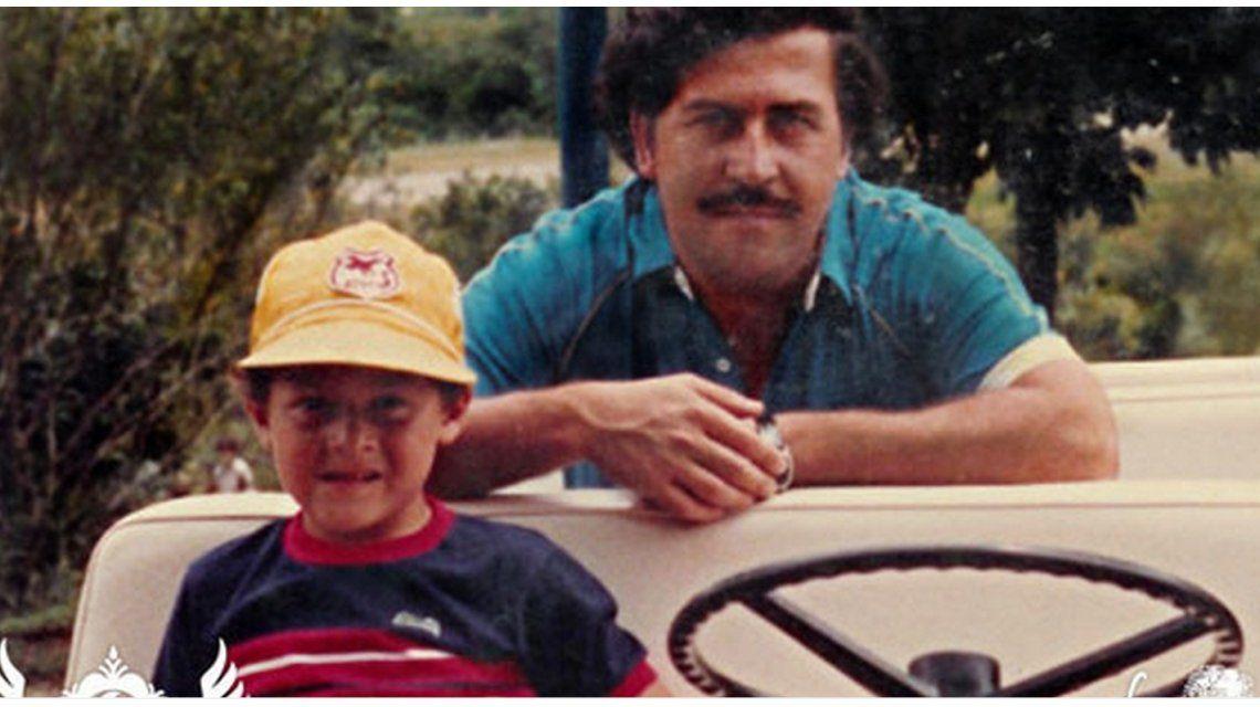 ¿Cuál fue el mejor consejo que Pablo Escobar le dio a su hijo?