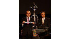 Se sorteó la Copa 2015: conocé los rivales de los equipos argentinos