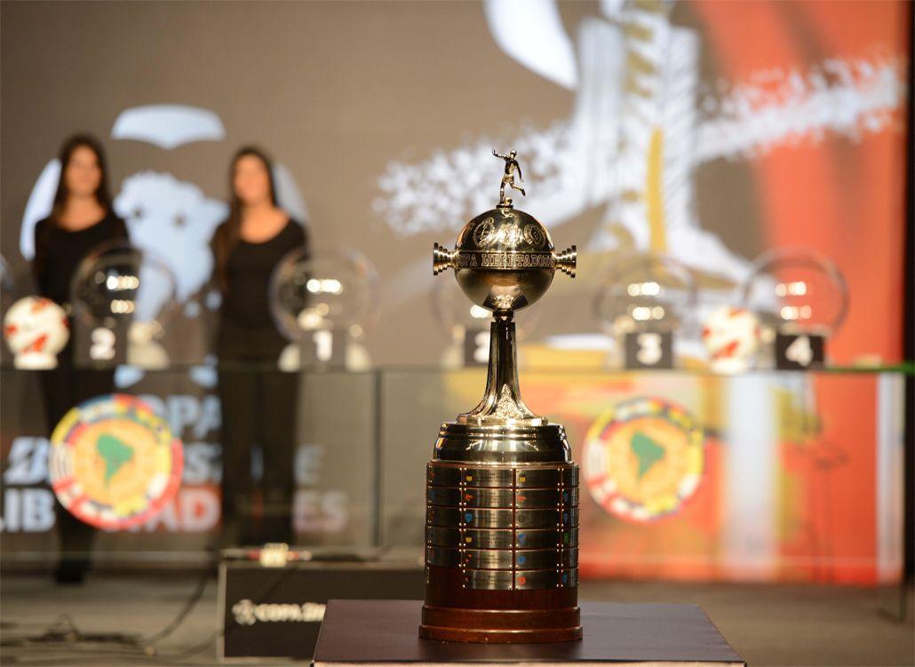 Se sortea la Copa Libertadores 2015 en Paraguay