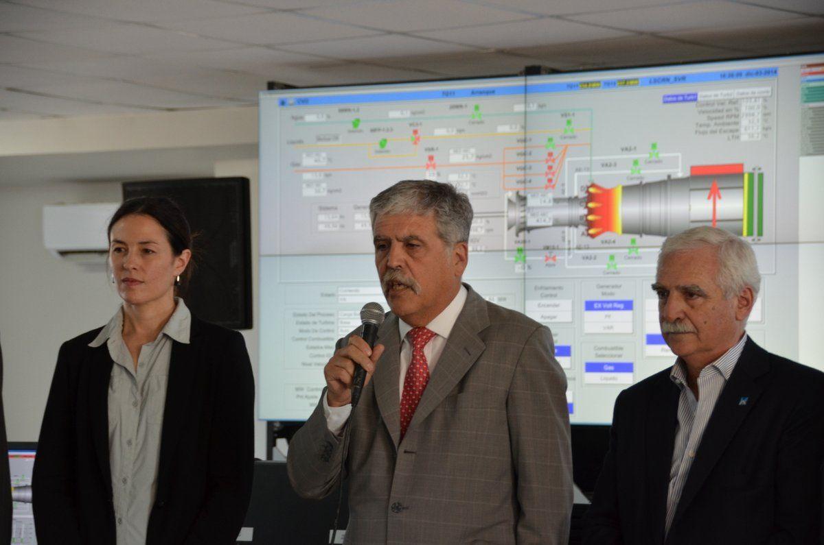La central termoeléctrica Vuelta de Obligado inició la producción de energía