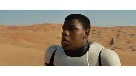 Mirá el error en el primer trailer de Star Wars VII