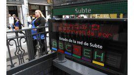 Metrovías repudió el paro rotativo anunciado por los metrodelegados