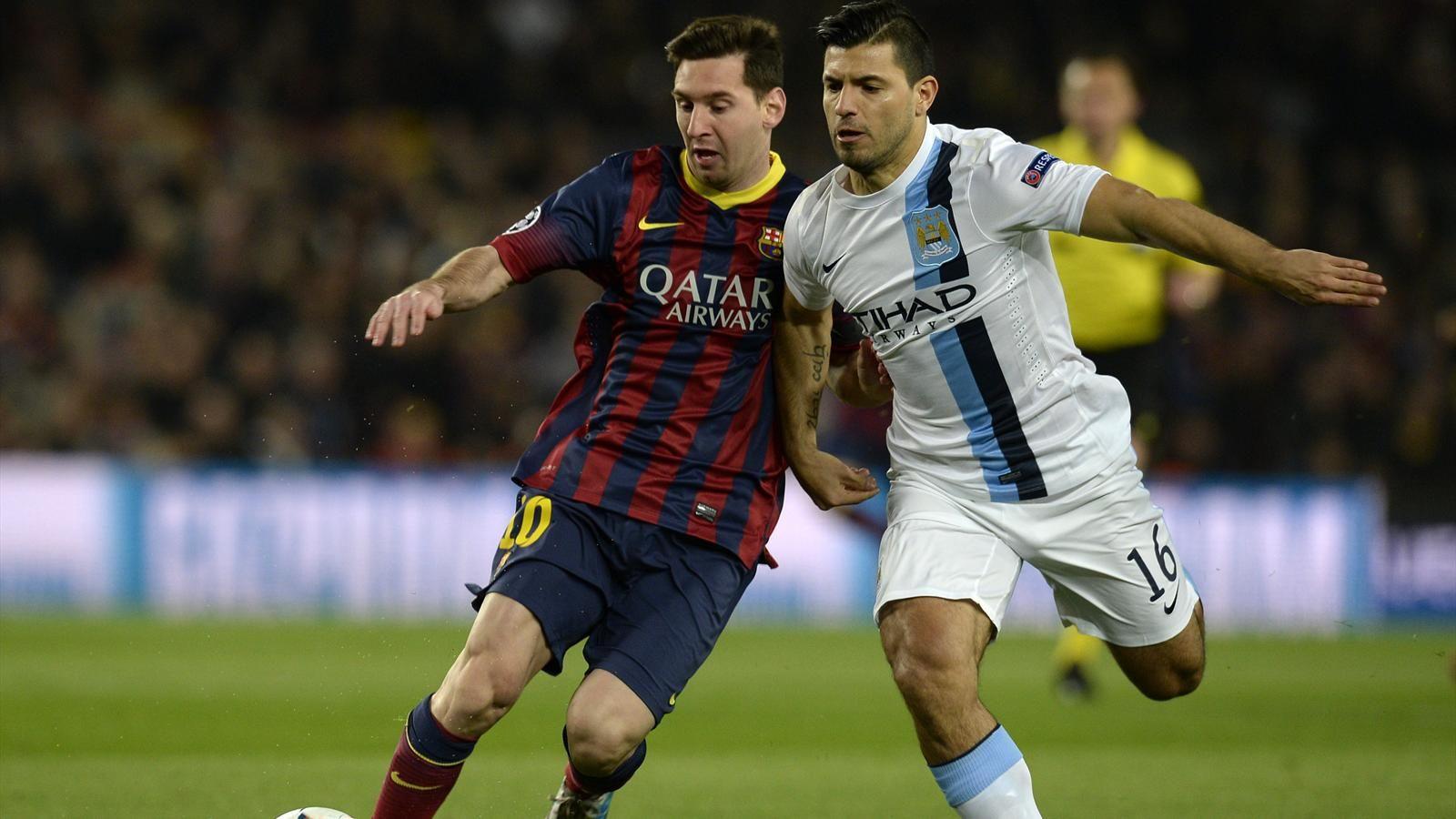 Se sorteó la Champions y Barcelona comparte grupo con el City de Guardiola