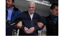 Carrascosa cumple prisión domiciliaria en un country de Escobar