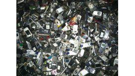 Desde hoy la UNLP inicia campaña para recibir residuos informáticos