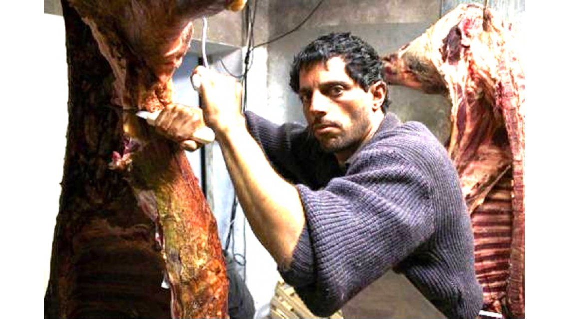 Con gran ovación se proyectó por primera vez en el país El Patrón, anatomía de un crimen con Joaquín Furriel