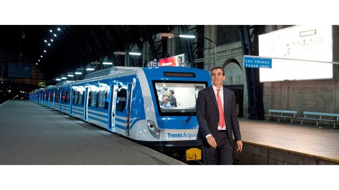 Ya circulan en el ramal Retiro-Tigre los nuevos trenes 0 KM.