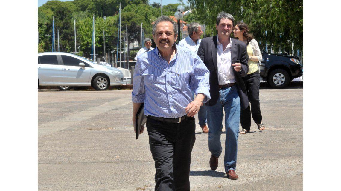 Alfonsín arremetió contra Moreau: Hace tiempo decidió abandonar el partido