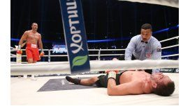 El impactante nocaut con el que Vladimir Klitschko retuvo su título