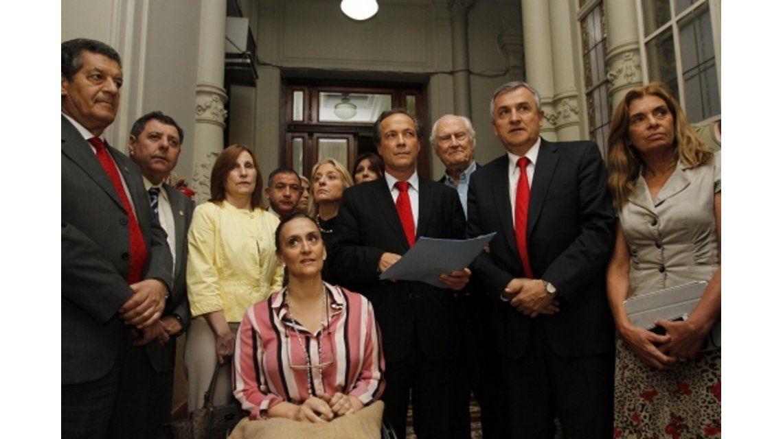 Denuncian por sedición a senadores que se niegan a designar juez en la Corte