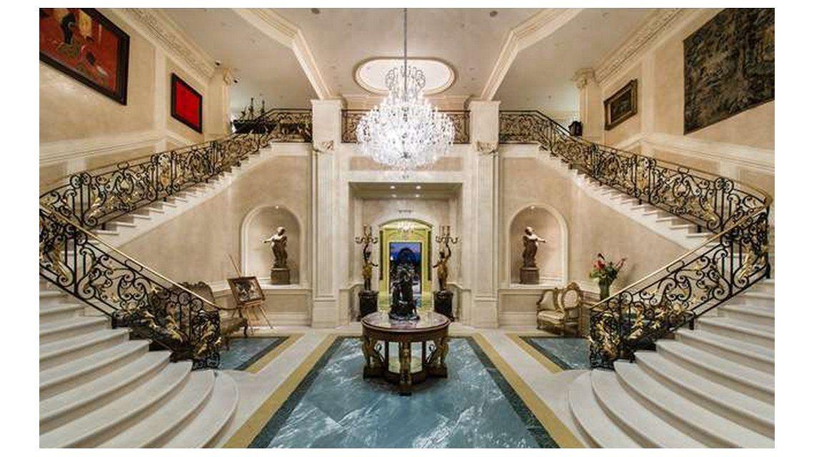 Beautiful Fabulous Conoc Por Dentro La Mansi N M S Cara De Beverly Hills  For Mansiones De Lujo Por Dentro With Mansiones Por Dentro Y Por Fuera With  ...