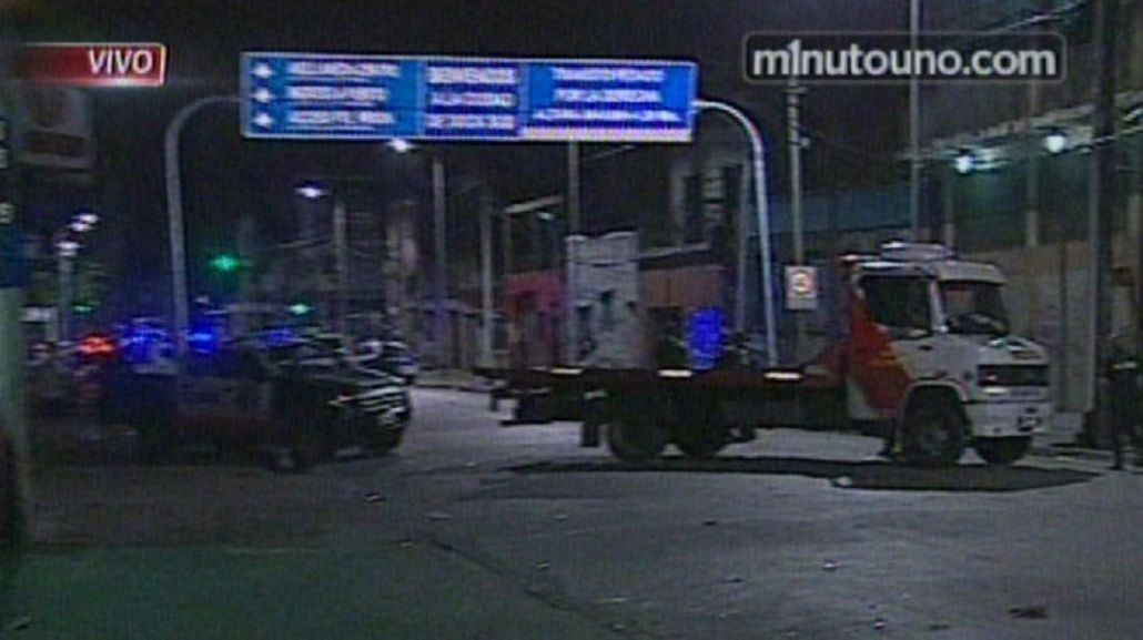 Un muerto tras un enfrentamiento entre barras de San Telmo y Dock Sud