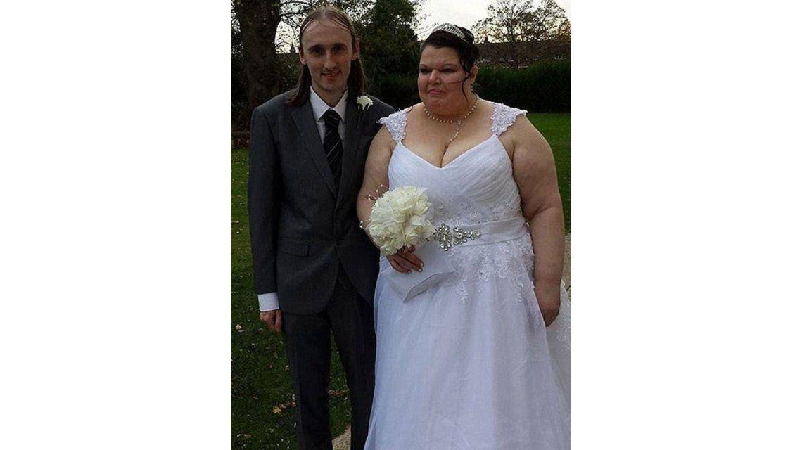 Se casó la mujer más celosa del mundo