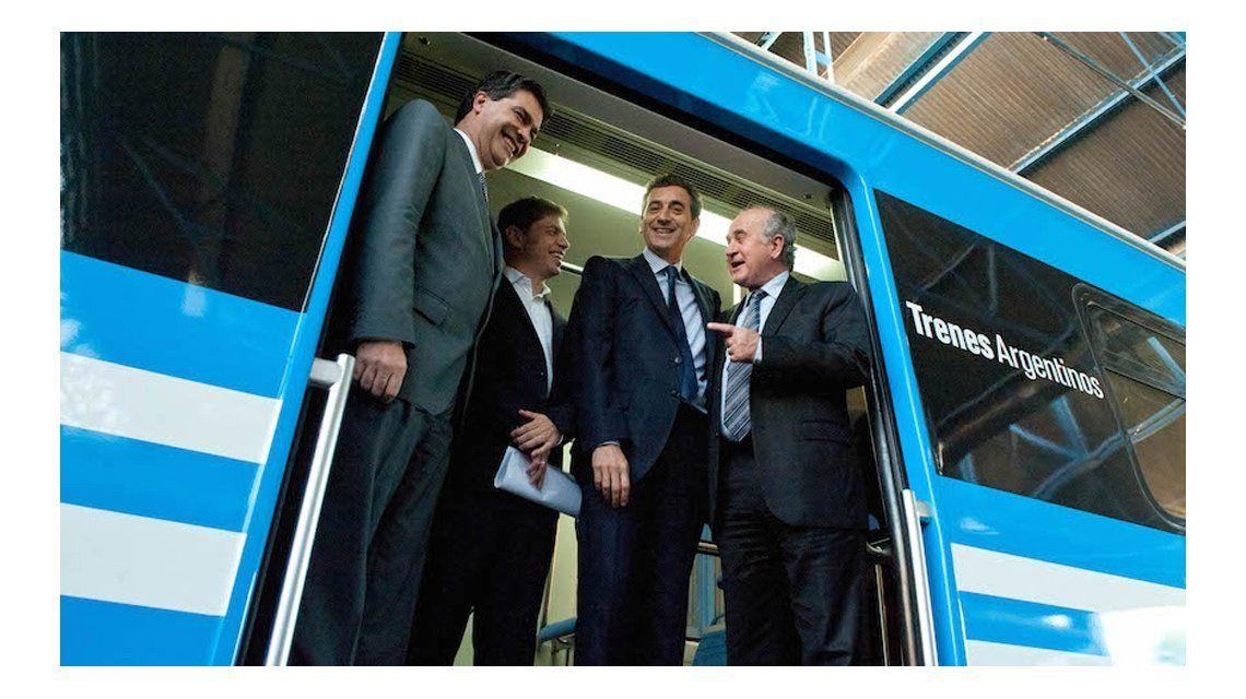 Realizará su primer viaje el tren chino que unirá Buenos Aires con Mar del Plata