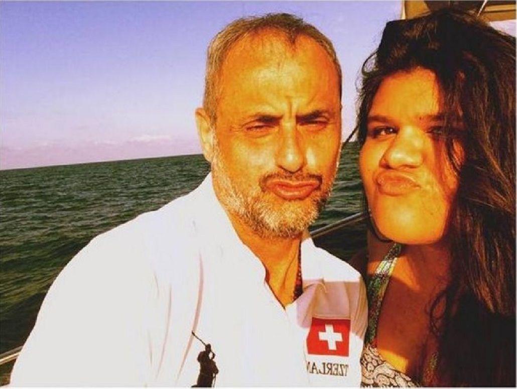 Jorge Rial habló tras la operación de su hija Morena