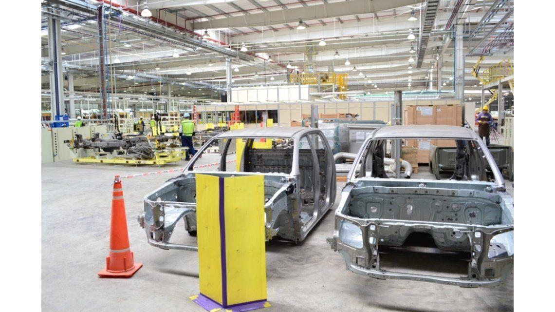 La actividad industrial cayó 1,6% en noviembre