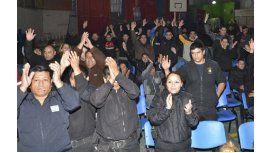 El Gobierno aclara que la policía no tiene derecho a huelga
